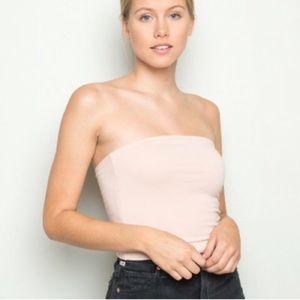 Brandy Melville Bundle Of 2 Tube Tops